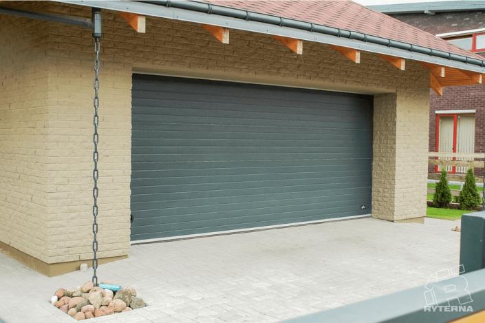 elektrisches garagentor